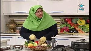 ماهی بخارپز دودی - Mahi Bokharpaz Doodi