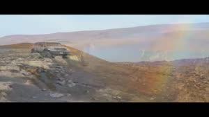 آفرود و کمپینگ در سرزمین یخی
