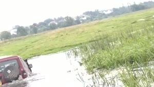 آفرود رودخانه با پاجرو