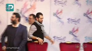 نشست خبری فیلم پر ستاره چهارراه استانبول در کاخ جشنواره