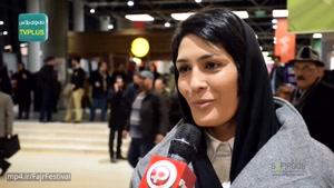 الهه منصوریان: اگر شوهرم اجازه ندهد ورزشم را ادامه بدهم کتکش می زنم/