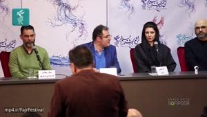 حاشیه های نشست خبری بمب، یک عاشقانه به کارگردانی پیمان معادی