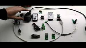 دستگاه تعریف کلید و ریموت NEC و BGA مرسدس بنز