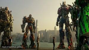 ترایلر فیلم transformers ۴
