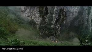 صحنه ای زیبا و کوتاه از transformers ۴