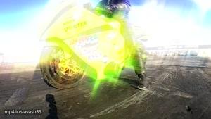 درگ موتورسیکلتهای فوق سریع