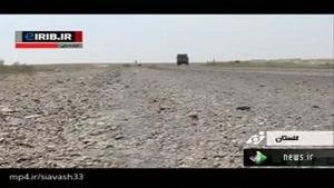 ابتکار جالب کشاورز گلستانی برای مقابله با ملخ ها