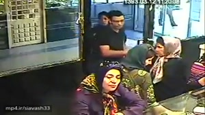 سرقت از طلا فروشی در شیراز