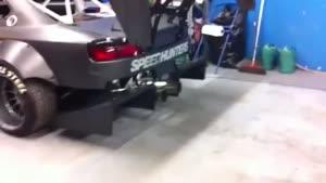 موتور حرفه ای -در حال جمع کردن سیلویا
