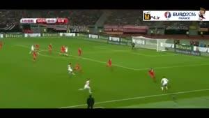 آلمان ۴-۰ جبل الطارق