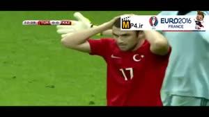 ترکیه ۳-۱ قزاقستان