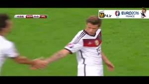 آلمان ۱-۱ ایرلند