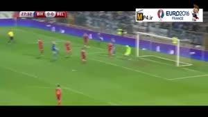 بوسنی ۱-۱ بلژیک