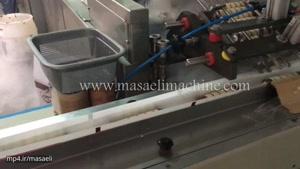 دستگاه بسته بندی بستنی | ماشین سازی مسائلی ۰۳۱۳۵۷۲۳۰۰۶