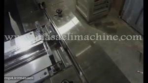 دستگاه بسته بندی کانفت