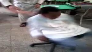 پرت شدن از صندلی