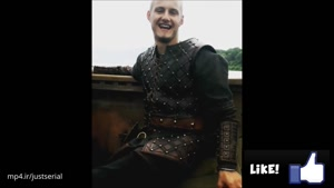 پشت صحنه ی سریال جذاب Vikings