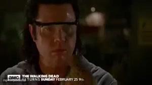 پروموی جدید منتشر شده از قسمت ۹ فصل ۸ سریال The Walking Dead