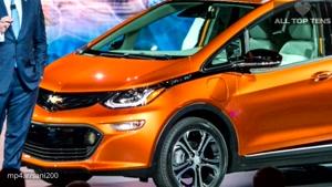 ۱۰ تا از ماشین های جدیدی که در سال ۲۰۱۷ معرفی شدند.