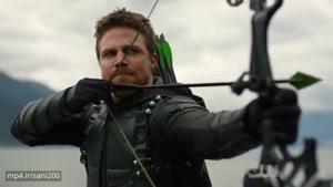 سکانس غم انگیز منفجر شدن جزیره ی لیان یو در سریال Arrow