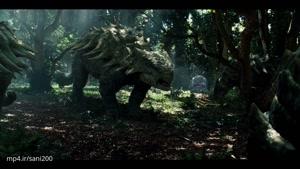 سکانسی از فیلم Jurassic World