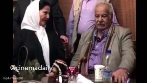 شوخی ناصر ملک مطیعی با شایعه درگذشتش در روزهای گذشته