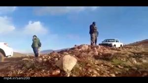 عملیات جستجو برای پیدا کردن لاشه هواپیمای تهران-یاسوج در ارتفاعات کوه دنا!