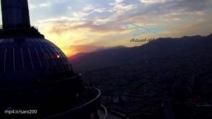 نگاهی به برج میلاد از زاویه ای دیگر