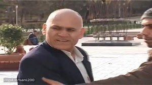 دوربین مخفی ایرانی- آدم فضول