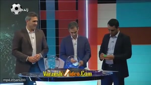 ویدئوی سوتی جالب عادل فردوسی پور و ریسه رفتن شیرین احمدرضاعابدزاده!