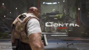 تریلر بازی Contra 2028