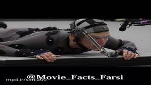 ستاره سریال شرلوک بندیکت کامبربچ در نقش اسماگ (اژدها) در فیلم هابیت