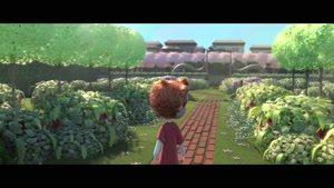 انیمیشن کوتاه و تماشایی گل رز