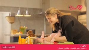 روش صحیح ماساژ دادن کودک چیست؟