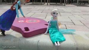 عروسک های آنا و السا