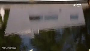 زندگی روی آب در یک خانه قایقی