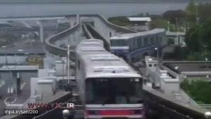 حرکت منظم قطار ها در ژاپن