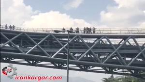 خودکشی در پل طبیعت