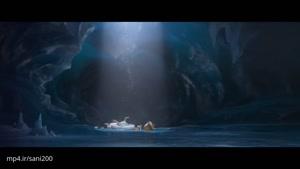 سکانس ابتدایی از فصل پنجم انیمیشن عصر یخبندان