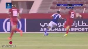 خلاصه بازی پرسپولیس 2-2 الهلال
