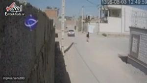 سرقت مسلحانه در ایرانشهر