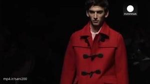 مجموعه لباسهای پاییز و زمستان در هفته مد میلان