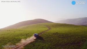 Tesla ۳ -جدیدترین خودروی رونمایی شده