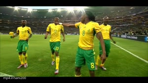 ویدیو فوق العاده زیبا از جام جهانی ۲۰۱۰