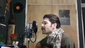 مراحل ضبط آهنگ بارون توسط حمید هیراد