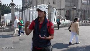 تور مکزیکو سیتی!