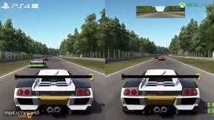 مقایسه گرافیکی بازی Project CARS 2 در کنسولهای میان نسلی