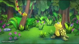 انیمیشن کوتاه میمون بازیگوش