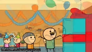 انیمیشن کمدی خل و چل ها - کادو تولد(دوبله فارسی)
