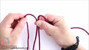 آموزش : ساخت دستبند بافت